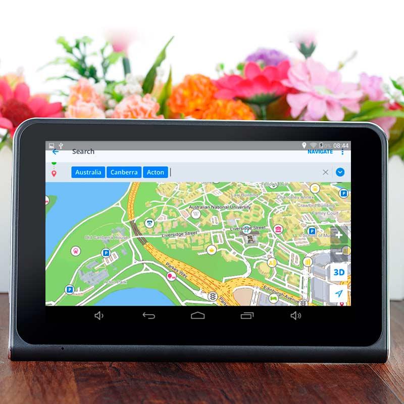 Osta Alkuperainen Eroad E20 7 Android Auto Dvr Gps Navigointi